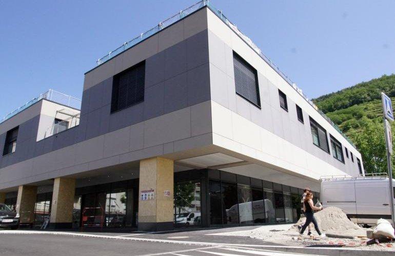 Metallik Participó en la Construcción de un Centro Médico en Francia
