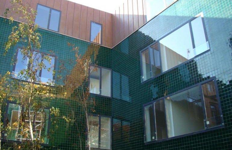 Edifício de Habitação Multifamiliar Arriaga