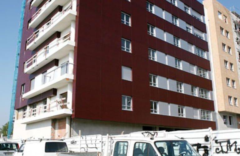 Edifício Habitação Multifamiliar Magnólia (Oliveira do Douro)