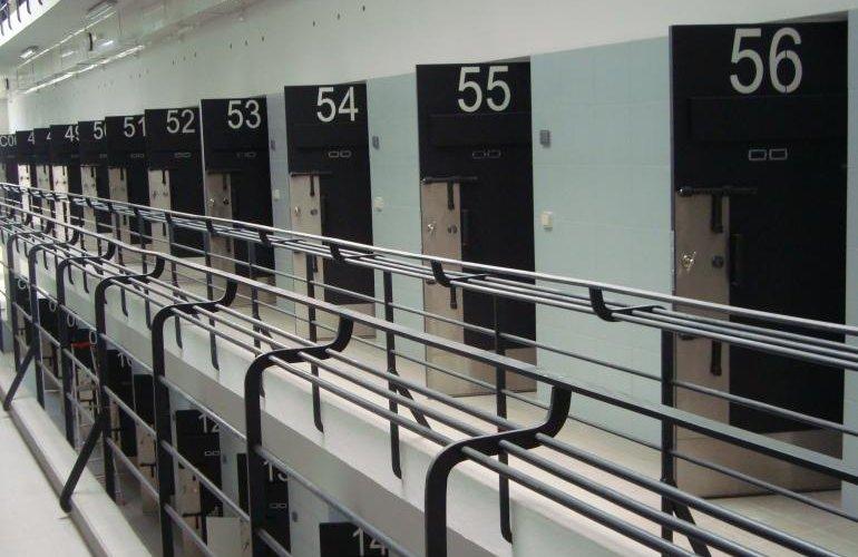 Edificio de Prisión