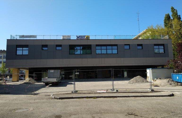 Immeuble Résidentiel pour Personnes Âgées et Maison Médicale (Guebwiller)