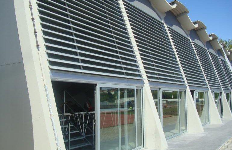 Réhabilitation des piscines municipales d'Estarreja