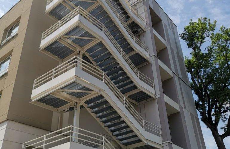 Rehabilitation of Residential (Gourlet Bontemps)