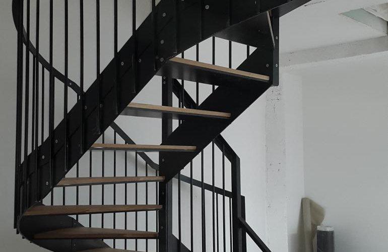 Réhabilitation d'un édifice de logements Poissonnière