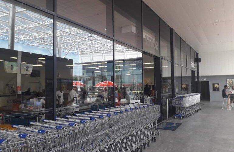 Zona Comercial de Produtos Alimentícios (Bessieux)